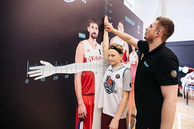 В Тольятти завершилась «Школа баскетбола СИБУРа» 2019