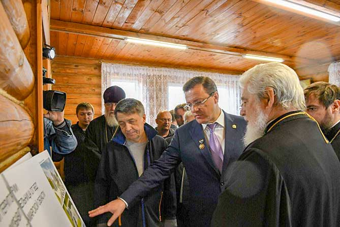 Развитие храмового комплекса в селе Ташла: Реконструкция и благоустройство