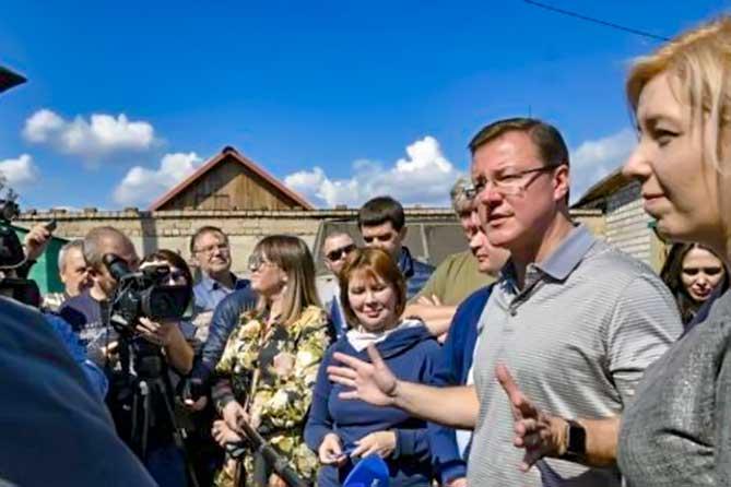 Дмитрий Азаров прокомментировал решение о «разливайках» в домах