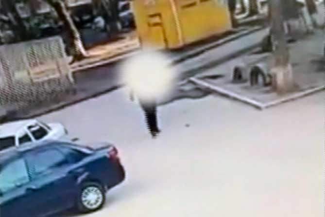 Женщина из Тольятти со своим племянником и решили разыграть «грабеж»