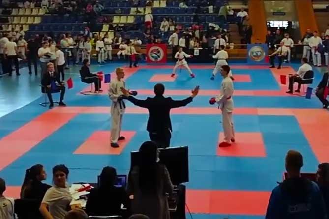 Два турнира по каратэ прошли одновременно 18 мая 2019 года в Тольятти