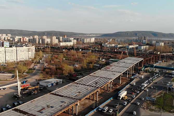 Ограничения с 1 июня 2019 года в Тольятти из-за строительства развязки