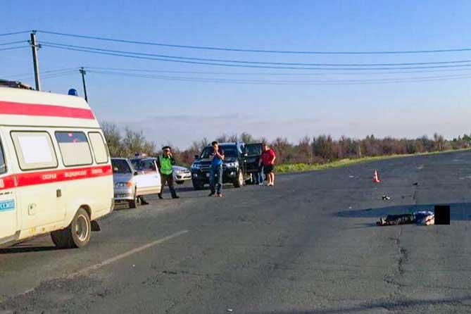 Мужчина попал под колеса автобуса 23 мая 2019 года: Скончался на месте ДТП