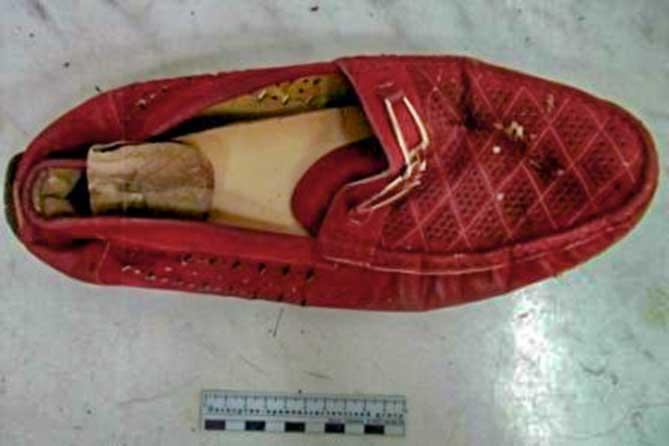 Красный ботинок: В Тольятти отняли сумку, в которой было 27 миллионов рублей наличными