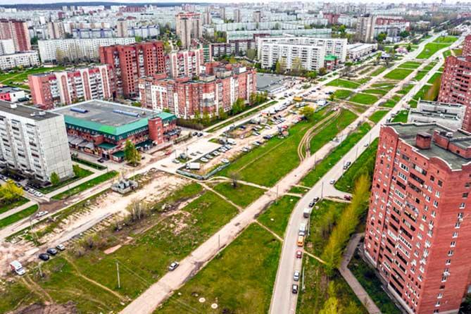 ИТС в Тольятти: В 2019 году начнут строить дорогу, запланированную в советское время