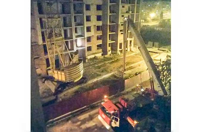 В Тольятти эвакуируют жителей дома 13 мая 2019 года