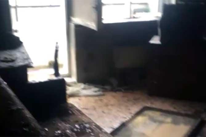 Пострадал 37-летний мужчина: В Тольятти пожар ликвидировали 17 человек