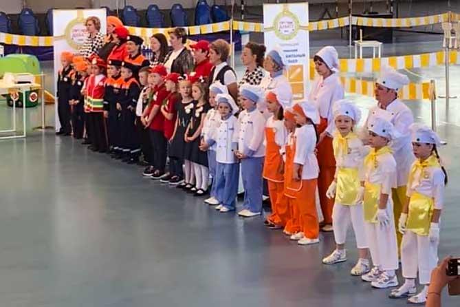 Детский «Профи-дебют» 2019 прошел в Тольятти