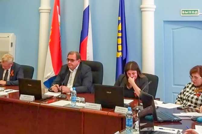 В Тольятти восстановят рабочую группу по контролю над исполнением бюджета