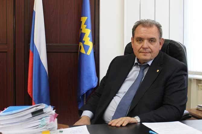 Поздравление жителей Тольятти Сергея Анташева 1 мая 2019 года