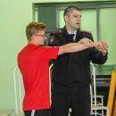 Зарядка со стражем порядка прошла в Тольятти