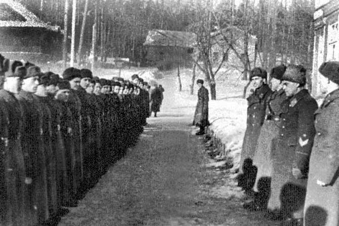 Военные страницы Ставрополя (Тольятти)