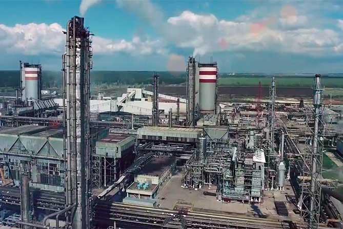 Тольяттиазот продолжает реализацию проекта по строительству третьего агрегата производства карбамида
