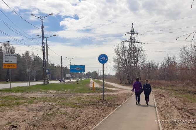 В 2019 году продолжится благоустройство буферной зоны вдоль улицы Родины в Тольятти