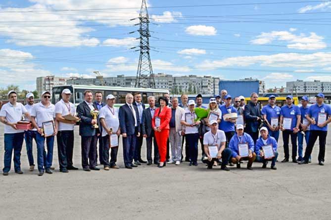 В Тольятти назвали лучших водителей автобусов 2019