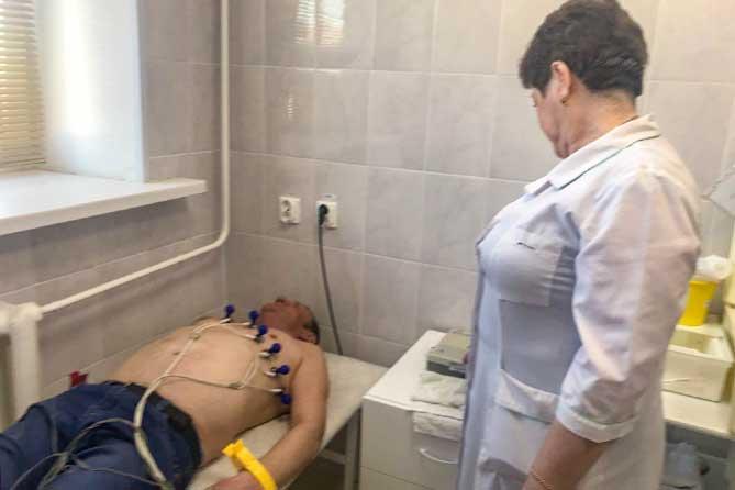 Жителей Тольятти приглашают пройти бесплатное обследование своего здоровья в мае 2019 года