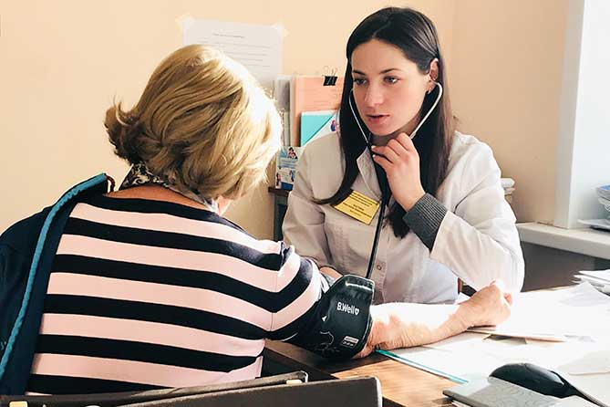 В Тольятти женщин приглашают бесплатно проверить свое здоровье 25 мая 2019 года