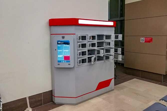 Жители Тольятти оценили зарядную станцию для смартфонов, ноутбуков и других гаджетов