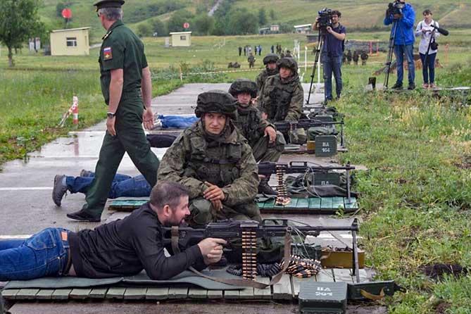 Военно-технический форум «Армия-2019» прошел в Самарской области