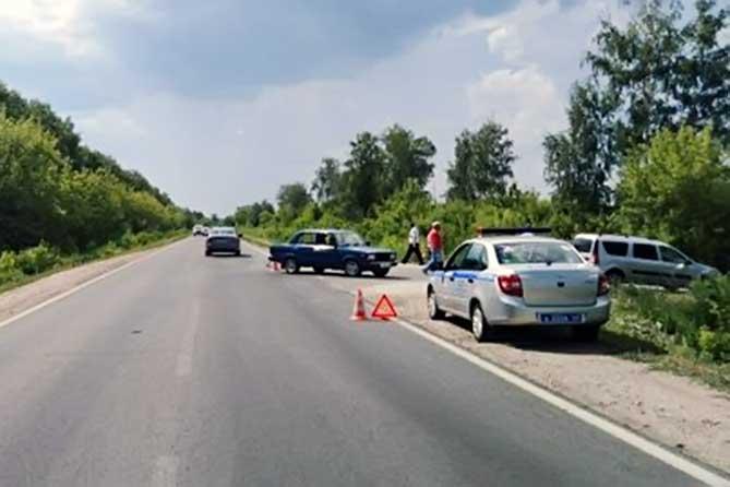 В ДТП на автодороге Тольятти-Ягодное пострадал трехлетний ребенок 11 июня 2019 года