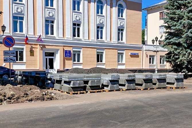 Ремонт дороги на улице Ленинградской в Тольятти завершится к концу июля 2019 года