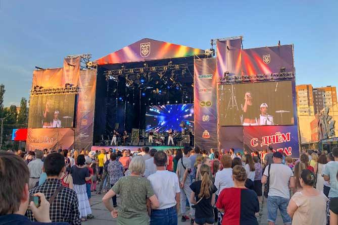Жители Тольятти установили рекорд в День города 2019