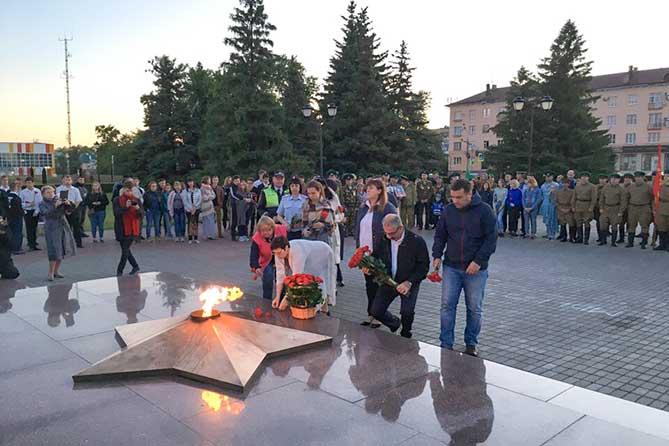 В Тольятти 22 июня 2019 года состоится акция, посвященная 78-летию начала Великой Отечественной войны