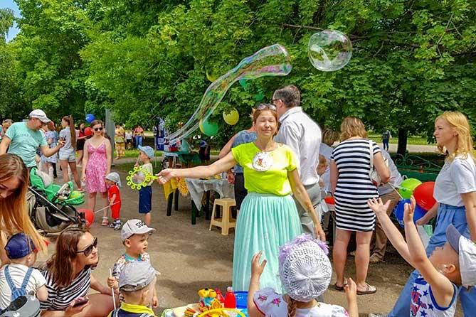 Чудесные выходные Тольятти: Мероприятия в парках города 8 и 9 июня 2019 года