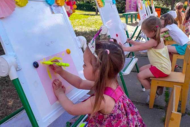 В Тольятти прошли праздничные мероприятия, посвященные Дню защиты детей 2019