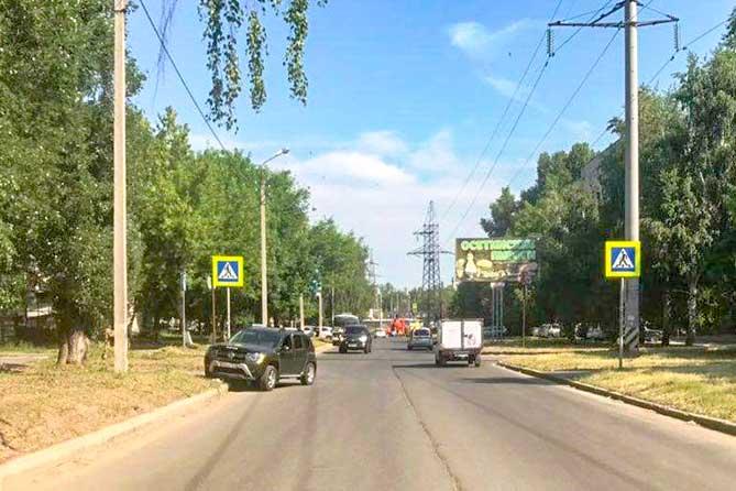 В Тольятти на улице Карбышева водитель автомобиля сбил восьмилетнюю девочку