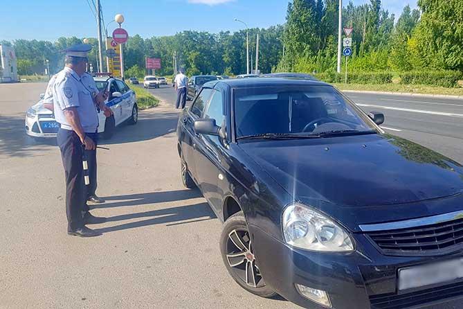 В Тольятти с 19 по 20 июня 2019 года прошел «Командирский рейд»