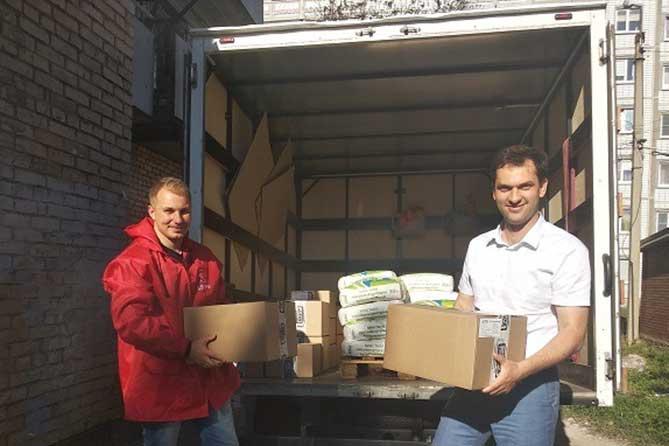 Депутат Тольятти предоставил строительные материалы для ремонта офиса врача общей практики