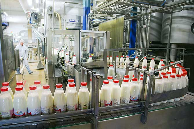 В Тольятти открылся молочный завод мощностью 140 тонн молока