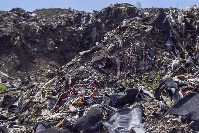 В связи с обращением: О ситуации на территории свалки инертных отходов в Тольятти