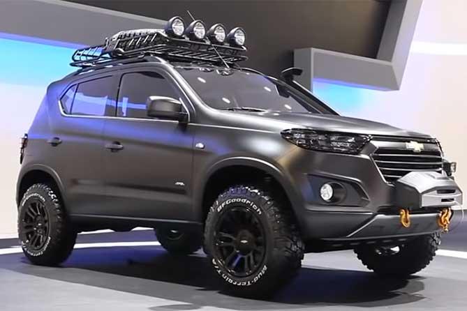 Выпуск новой Chevrolet Niva в Тольятти оказался под угрозой