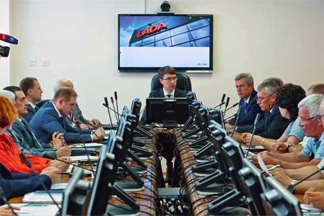 Результат переговоров: Плюс семь процентов для сотрудников АВТОВАЗа