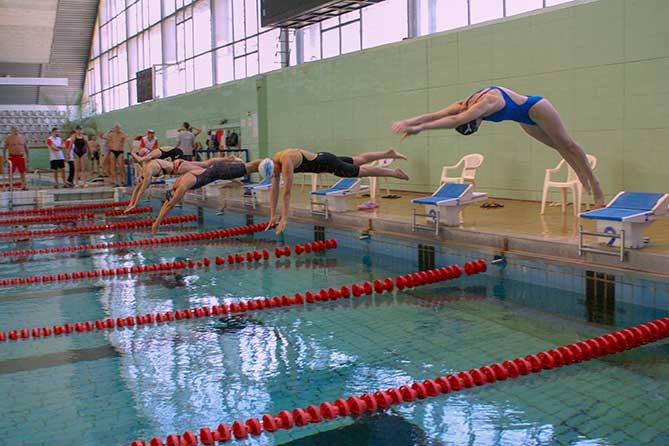 10-06-2019: Поздравляем ветеранов спортивного плавания «Лада» из Тольятти!