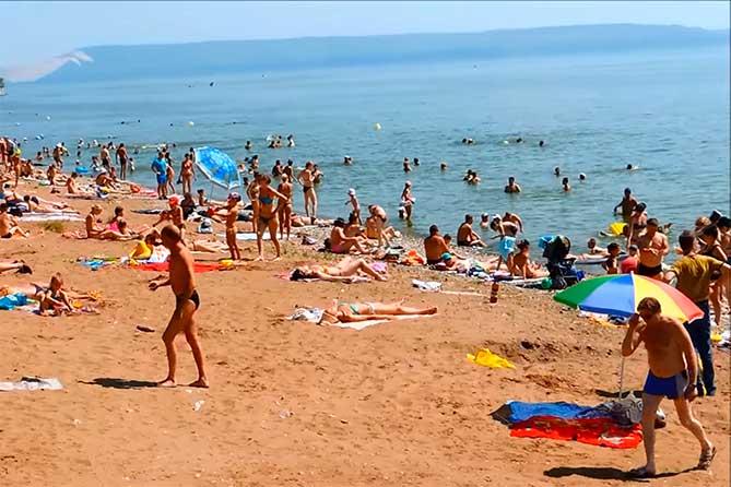 В 2019 году в Тольятти откроют пять пляжей: В прошлом году официально был открыт один