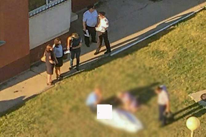 В Тольятти на улице Офицерской с 10 этажа упал подросток: Разбился насмерть