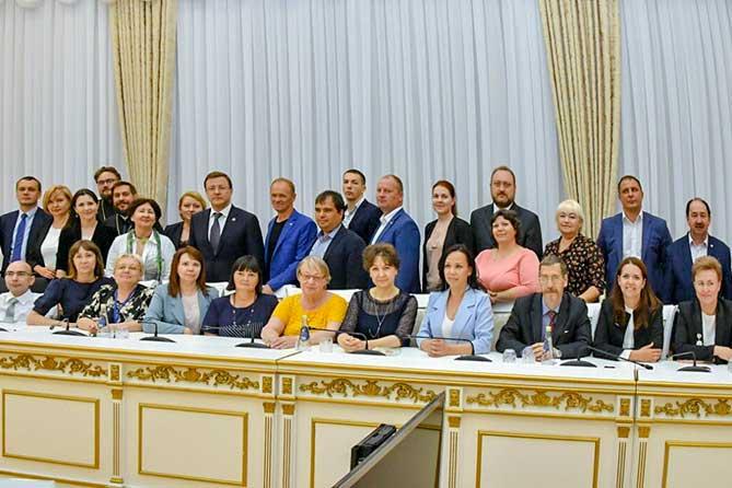 Победители конкурса Президентских грантов из Тольятти в 2019 году