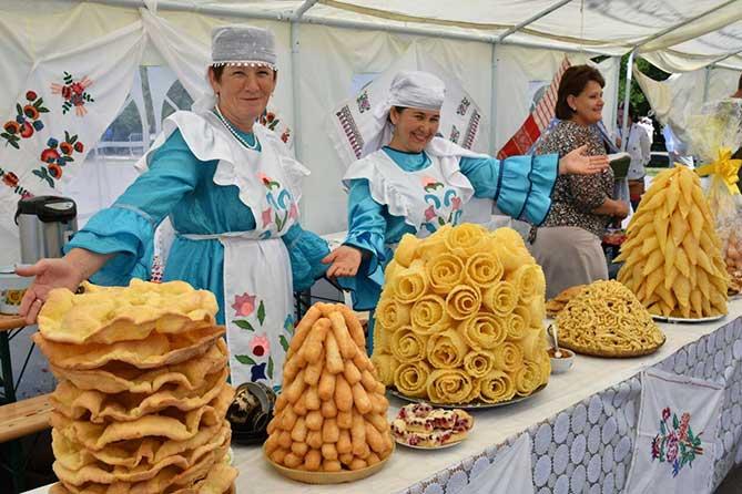 В Тольятти 16 июня 2019 года состоится татарский народный праздник «Сабантуй»