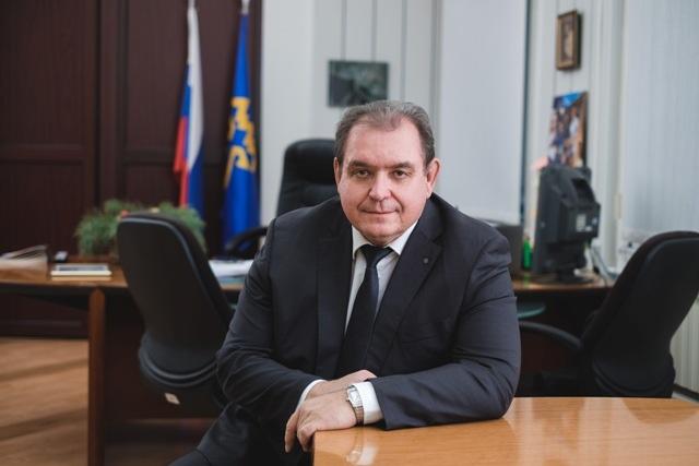Поздравление с Днем города главы Тольятти Сергея Анташева 2 июня 2019 года