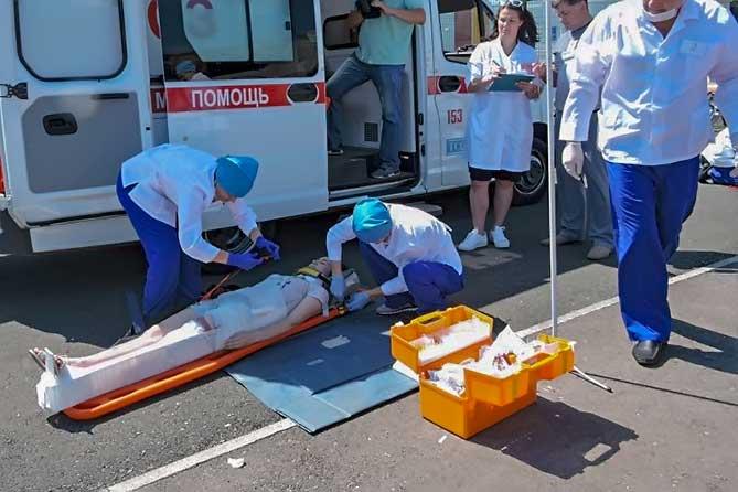 «Золотой час» для спасения жизни в Тольятти