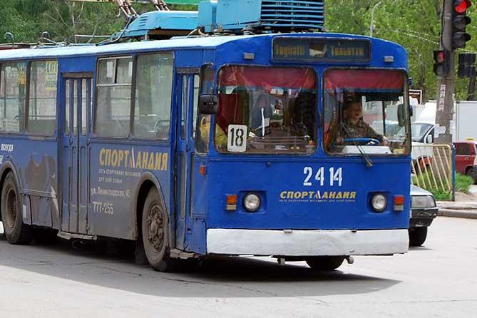 В администрации Тольятти обсуждалась тема работы муниципального транспорта