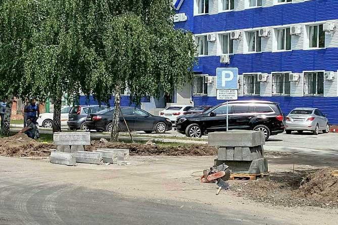 Ремонт дорог в Тольятти 2019: На улице Индустриальной уложен выравнивающий слой асфальта