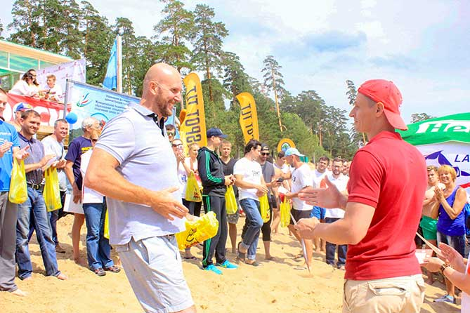 В Тольятти прошел Фестиваль водных видов спорта 2019