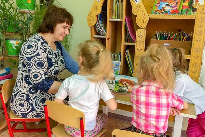 В 2019 году в детсадах Тольятти будет создано 588 дополнительных мест