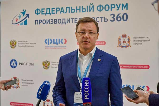 Дмитрий Азаров о ситуации на АВТОВАЗЕ
