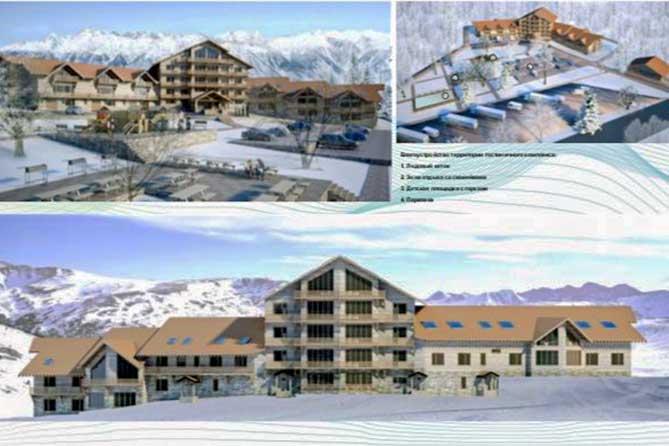 Очередной проект: Горнолыжный курорт в Жигулевских горах