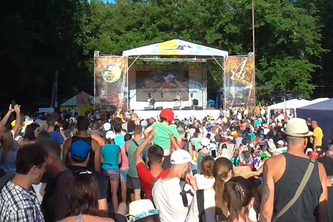 Грушинский фестиваль 2019: Насколько изменилась наша жизнь за это время